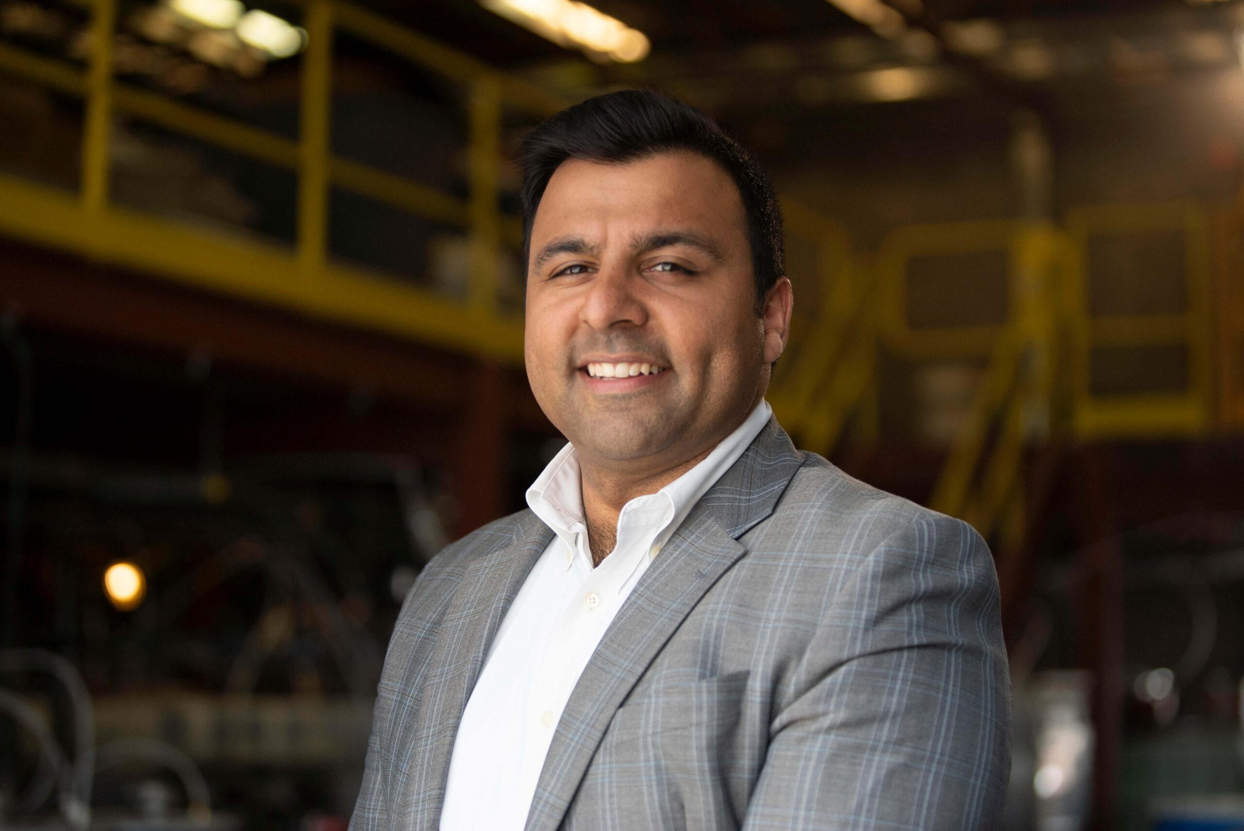 Ajay Kochhar - CEO y Cofundador de Li-Cycle.