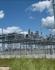 Hitachi ABB Power Grids activa banco de condensadores gigante en EE.UU