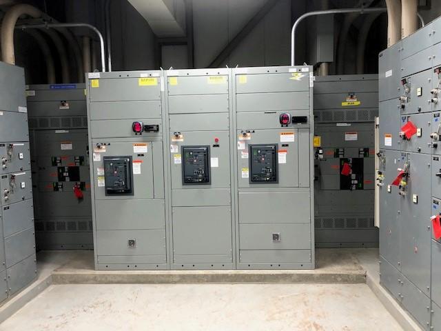 CSU switchgear