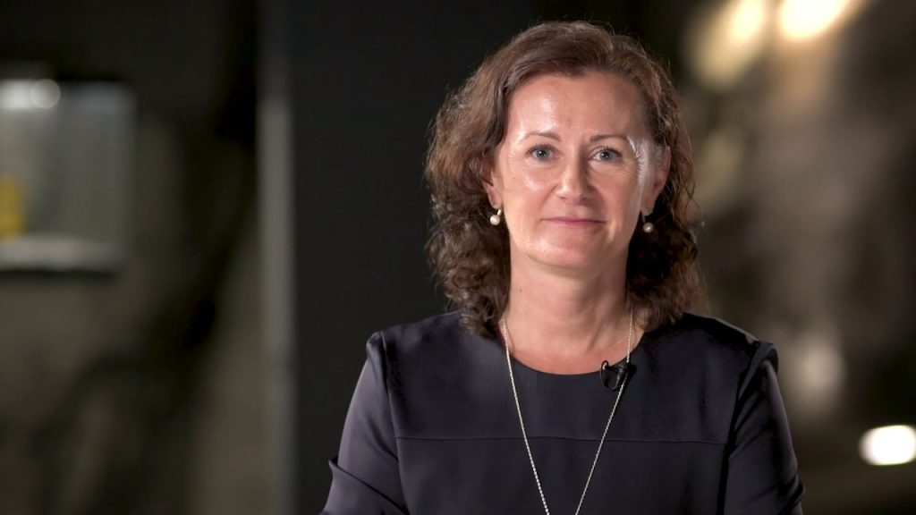 Helena Hedblom - CEO Epiroc