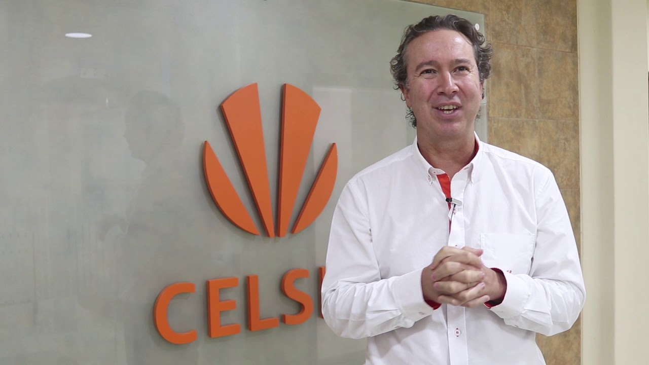 Ricardo Sierra - CEO de Celsia