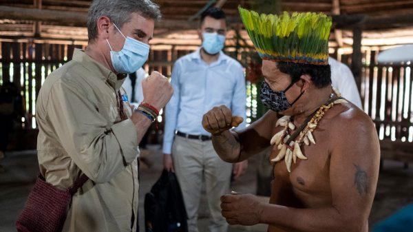Indigenas aportan al medio ambiente