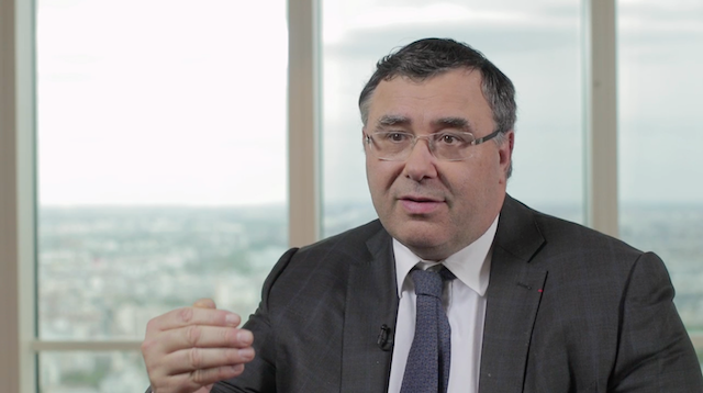 Patrick Pouyanné - CEO Total