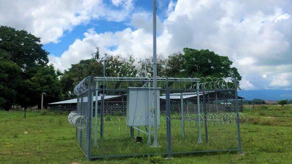 Drummond - Estaciones de monitoreo ambiental